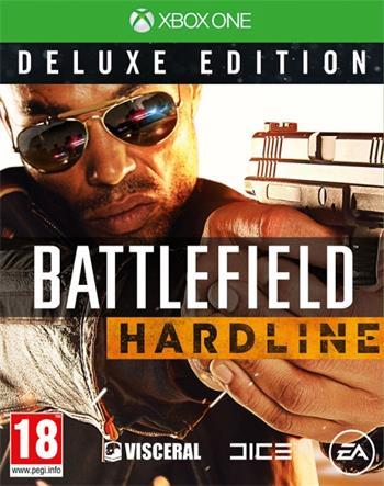 XONE Battlefield Hardline Deluxe Edition