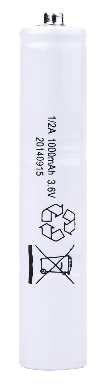 Bezúdržbový olověný akumulátor 3,6V 1Ah pro svítilnu P4513