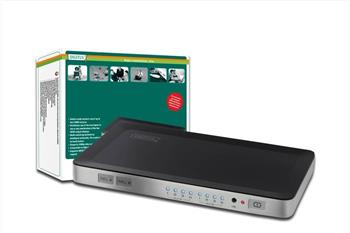 Digitus DS-48300 HDMI Video Switch 4 => 2