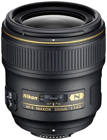 Nikon NIKKOR 5MM F1.4G AF-S (JAA134DA)