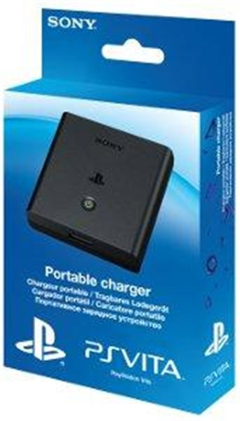 PS Vita Portable battery charger - bundle