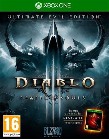 XONE Diablo 3 Ultimate Evil Edition