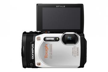 Olympus TG-860 bílý; V104170WE000