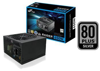 Fortron RAIDER S 650W 80PLUS SILVER