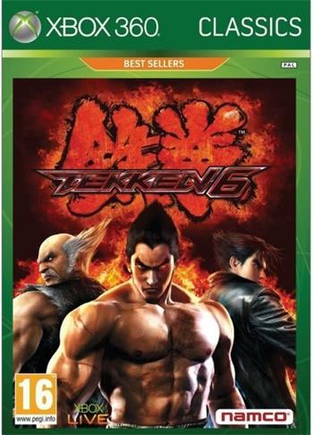 X360 Tekken 6