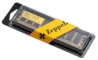 EVOLVEO Zeppelin DDR 1GB 400 MHz CL3, box