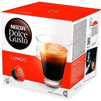 NESCAFÉ Dolce Gusto Caffe Lungo - kapsle; KRUKAPSLE4