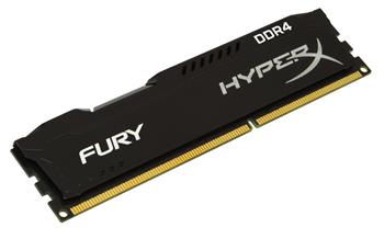 Kingston 4GB DDR4 2133MHz CL14 HyperX FURY; HX421C14FB/4