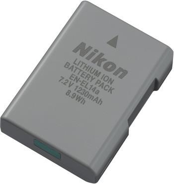 Nikon EN-EL14A ; VFB11402