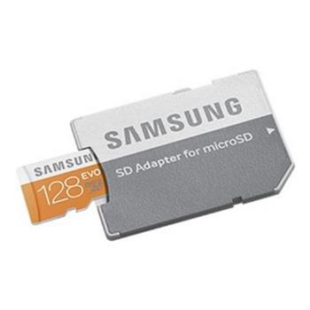 Samsung Micro SDXC 128GB EVO Class 10; MB-MP128DA/EU