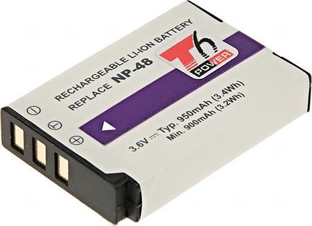 DCFU0016 - T6 power NP-48 950 mAh baterie - neoriginální