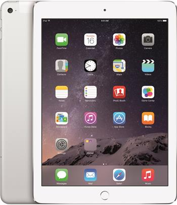 Apple iPad Air 2 Wi-Fi Cell 128GB Silver; MGWM2FD/A