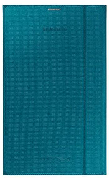 "Samsung polohovací pouzdro pro Tab S, 8,4"", Blue; EF-BT700BLEGWW"