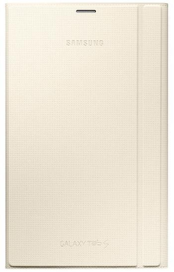 "Samsung polohovací pouzdro pro Tab S, 8,4"", Ivory; EF-BT700BUEGWW"