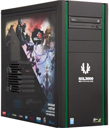 HAL3000 herní sestava MČR Extreme V2; PCHS2022