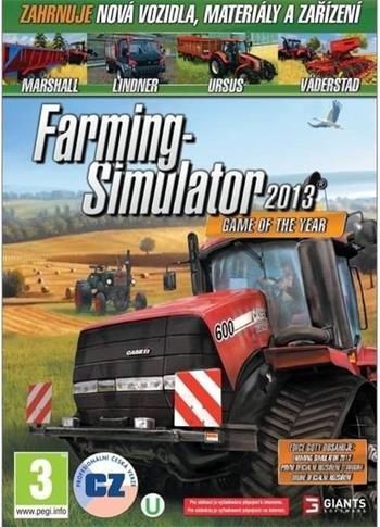 PC Farming Simulator 2013 GOTY