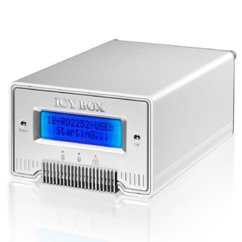 RaidSonic ICY BOX IB-RD2252-USEb; IB-RD2252-USEb