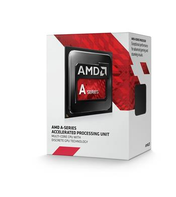 AMD Kaveri A8-7600 4c Box; AD7600YBJABOX