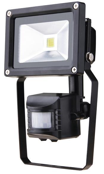 REFLEKTOR LED MCOB 10W HOME PIR studená bílá; 1531121060