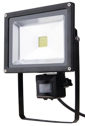 REFLEKTOR LED MCOB 20W HOME PIR studená bílá; 1531121070