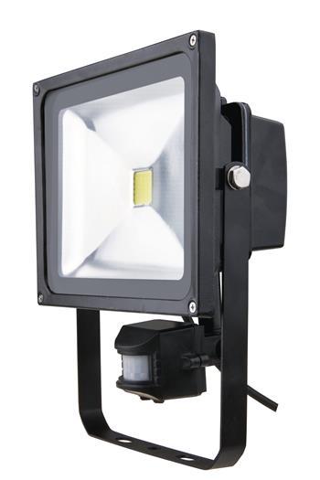 REFLEKTOR LED MCOB 30W HOME PIR studená bílá; 1531121080