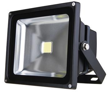 REFLEKTOR LED MCOB 30W studená bílá