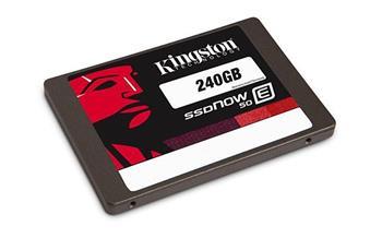 Kingston SSDNow E50 (240GB); SE50S37/240G