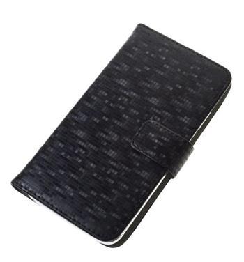 "Pouzdro BOOK GLAMMY velikost XL (5""- 5,5"") black; PBOGLAXLBK"