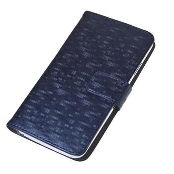 "Pouzdro BOOK GLAMMY velikost XL (5""- 5,5"") blue; PBOGLAXLBE"