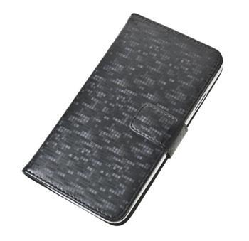 """Pouzdro BOOK GLAMMY velikost XL (5""""- 5,5"""") grey; PBOGLAXLGY"""