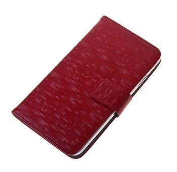 "Pouzdro BOOK GLAMMY velikost XL (5""- 5,5"") red; PBOGLAXLRD"