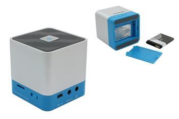 BLAUPUNKT BT02WH BlueTooth, FM PLL, SD/USB/AUX, bílé; BT02WH
