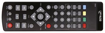 Dálkový ovladač BEN125 a BEN150; 2520900083