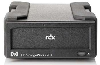 HP StorageWorks RDX 160G Removable Disk Backup System Usb EXT; AJ766A