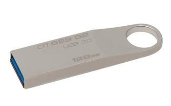 Kingston 128GB DataTraveler SE9, USB 3.0 - flash disk