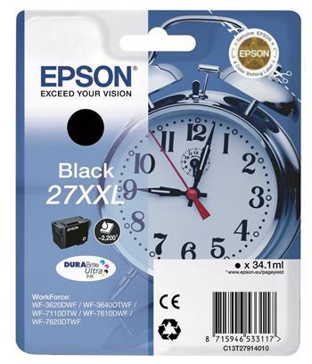 Epson 27XXL; C13T27914010
