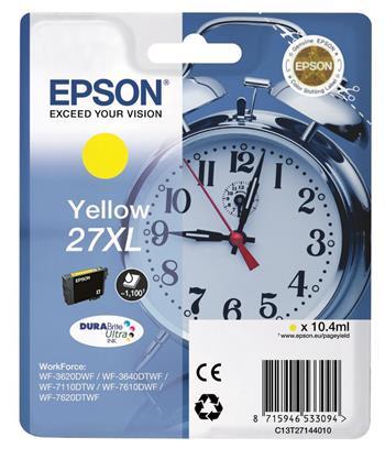 Epson 27XL; C13T27144010