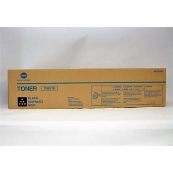 Konica Minolta originální toner A070150, black, 45000str., TN611K, Konica Minolta Bizhub C550