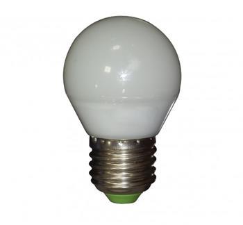 LED žárovka mini 5W E27 240V teplá bílá CRI80