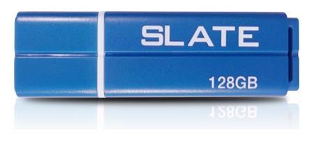 Patriot 128GB Slate USB 3.0 modrý; PSF128GLSS3USB