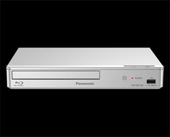 PANASONIC DMP-BDT166EG - Blu-ray přehrávač; DMP-BDT166EG