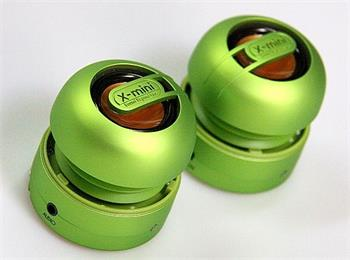 X-MINI ™ MAX STEREO CERAMIC GREEN; X-mini™ MAX Green