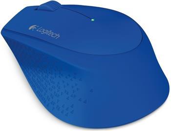 Logitech myš Wireless Mouse M280 , modrá