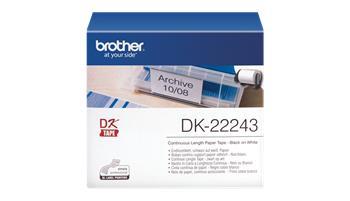 Brother DK 22243 (papírová role 102mm)