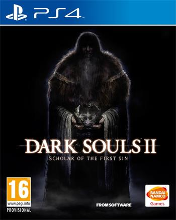 PS4 Dark Souls 2: Scholar of the First Sin