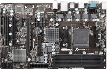ASROCK 980DE3/U3S3 - AMD 760G; 980DE3/U3S3