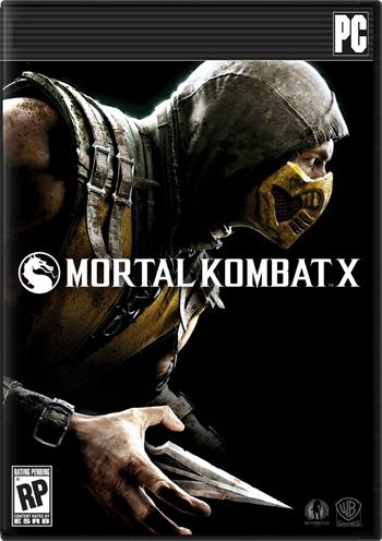 PC Mortal Kombat X; 5908305210115