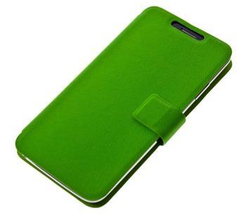 "Pouzdro BOOK ULTRA velikost M (4""- 4,5"") green; PBOULTRAMGR"