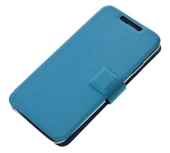"Pouzdro BOOK ULTRA velikost M (4""- 4,5"") blue; PBOULTRAMBL"