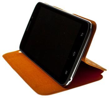 """Pouzdro BOOK ULTRA velikost M (4""""- 4,5"""") orange; PBOULTRAMOR"""
